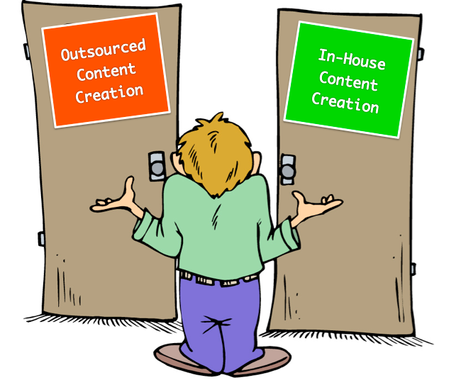 5 Reasons Why You Should Outsource Your Content Writing