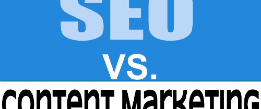 Content Marketing vs. SEO: the Useless Debate